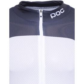 POC Raceday Climber Jersey Herren nickel blue/hydrogen white